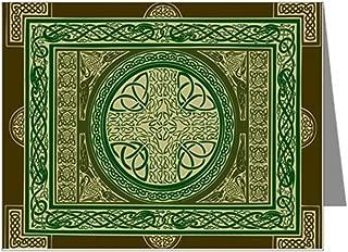 CafePress - Celtic Blanket Note Cards (Pk of 20) - Blank Note Cards (Pack of 20) Matte