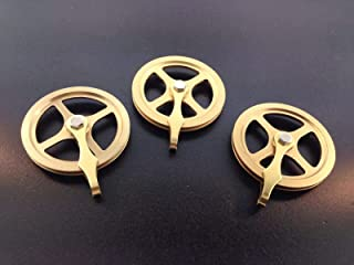 unbrand Kienenger Clock Pulley Set of 3 for The Cable Movements Original 1 3/4