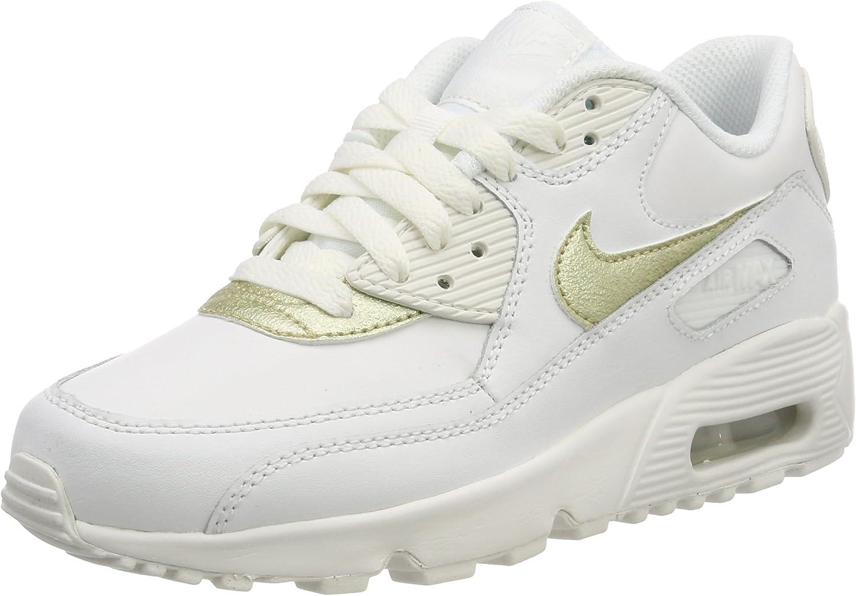 Nike Air Max 90 LTR GG, Scarpe da Trail Running Donna, Bianco ...