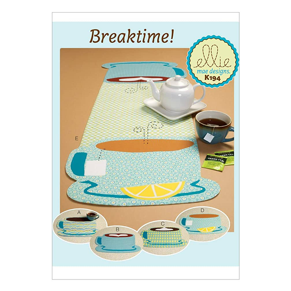 KWIK-SEW PATTERNS K0194 Placemats and Runner, One Size only