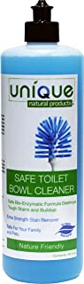 Unique Natural Products Safe Toilet Bowl Cleaner, 24-Ounce