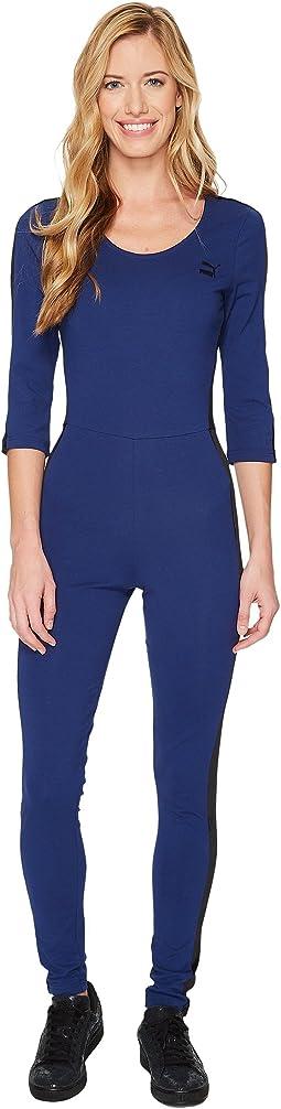 PUMA - T7 Velour Jumpsuit