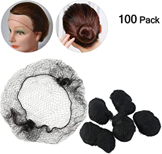 Best black hair nets for food service Reviews