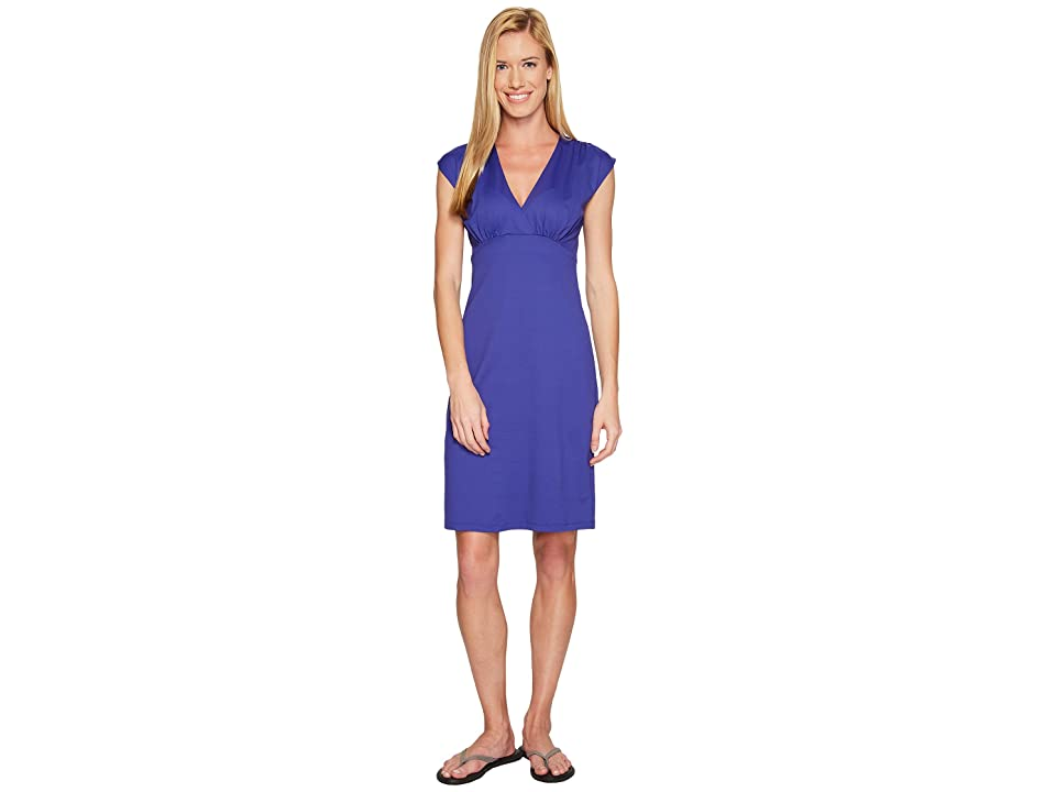 FIG Clothing Aub Dress (Mazarine) Women