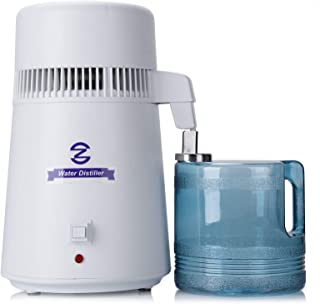4L Water Distiller for Pure Water, Distilled Water Cleaner for Home &Countertop, Steam Distilling Machine for Home Use