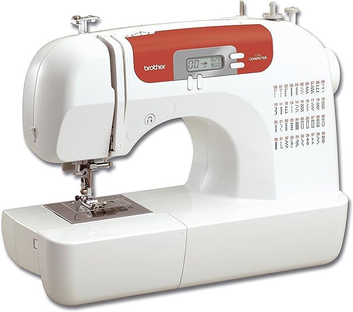 Macchina per cucire elettronica brother cs10