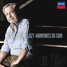 Liszt Harmonies Du Soir