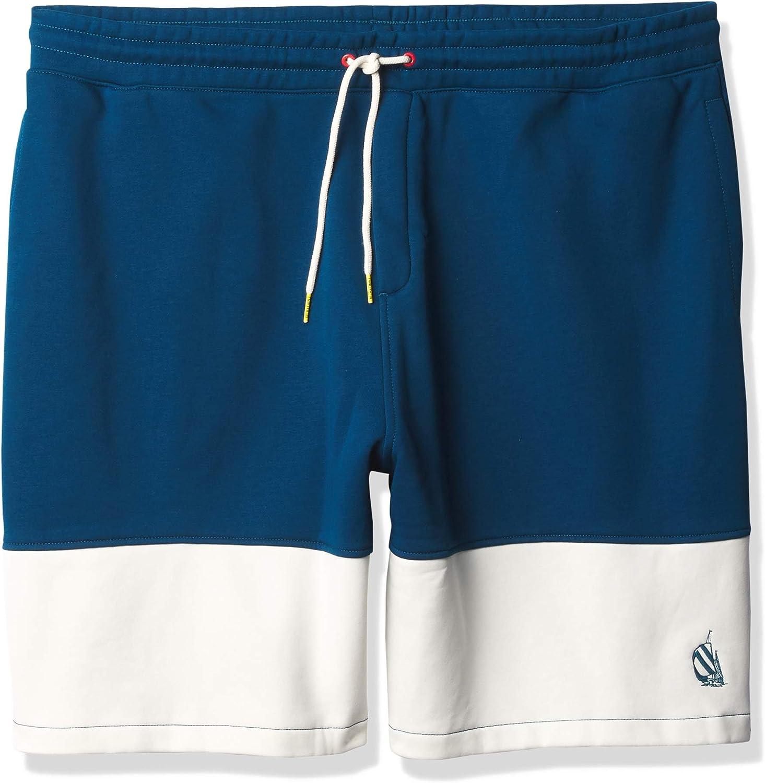 Nautica Men's Big & Tall Fleece Knit Shorts