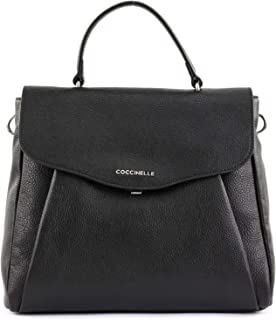 ce3eaa8aa7ba COCCINELLE Bag Andromeda Female Leather Black - E1DR5180101001