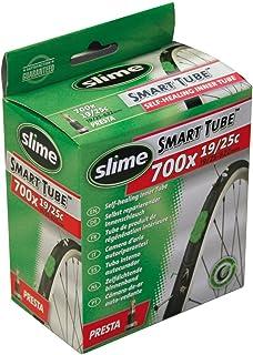comprar comparacion Slime 30061 Cámara Interior de Bicicleta con Sellante de Pinchazos Slime, Sellado Autónomo, Prevenir y Reparar, Válvula Pr...
