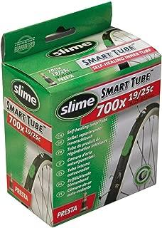 Slime STB-970019/10 Self-Sealing Smart Tube, Presta Valve (700 x 19-25mm)
