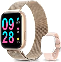BANLVS Smartwatch Reloj Inteligente IP67 con Correa