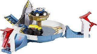 Hot Wheels Hw Monster Trucks Pist Tubarâo Fyk14 Mattel