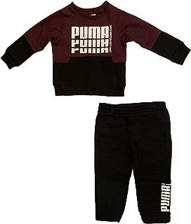 PUMA Toddler Boys Sweater/Pants 2 Piece Set