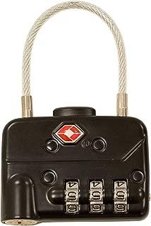 SKB 1SKB-PDL-C TSA Pad Cable Locks, Pack of 2, Multi (