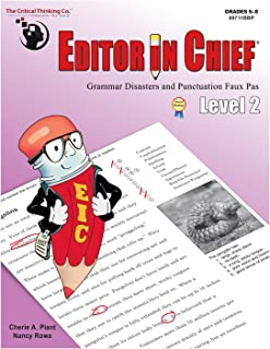 The Critical Thinking CTB9711 Editor In Chief Level 2 School Workbook