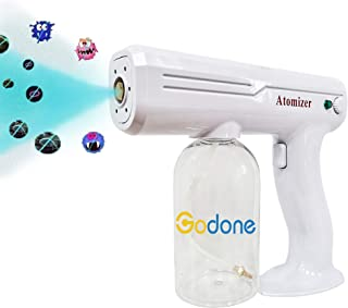 GT Household Portable Nano Steam Electric ULV Sprayer. Hand Sprayer for Multi-Purpose Use