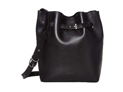 Matt & Nat Lexi Dwell (Black/Black) Handbags
