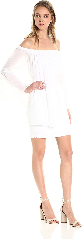 Bailey 44 Womens Waterfall Dress Dress