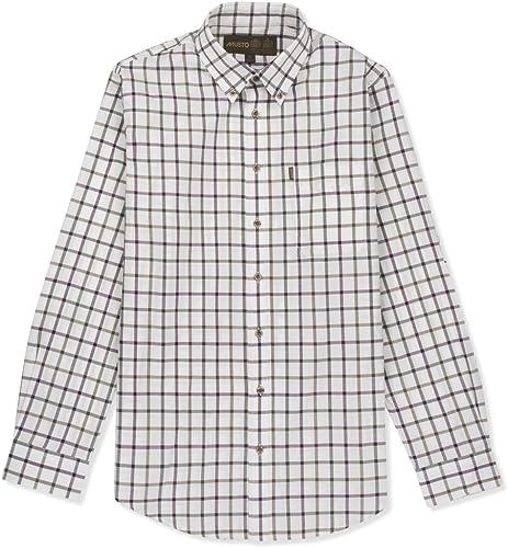 Musto Classique Bouton Bas Chemise de Pour des hommes