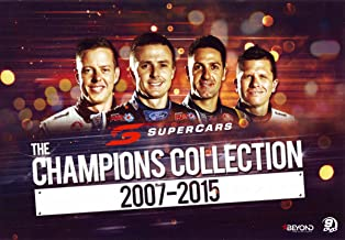 V8 Supercars: The Champions Collection 2007-2015