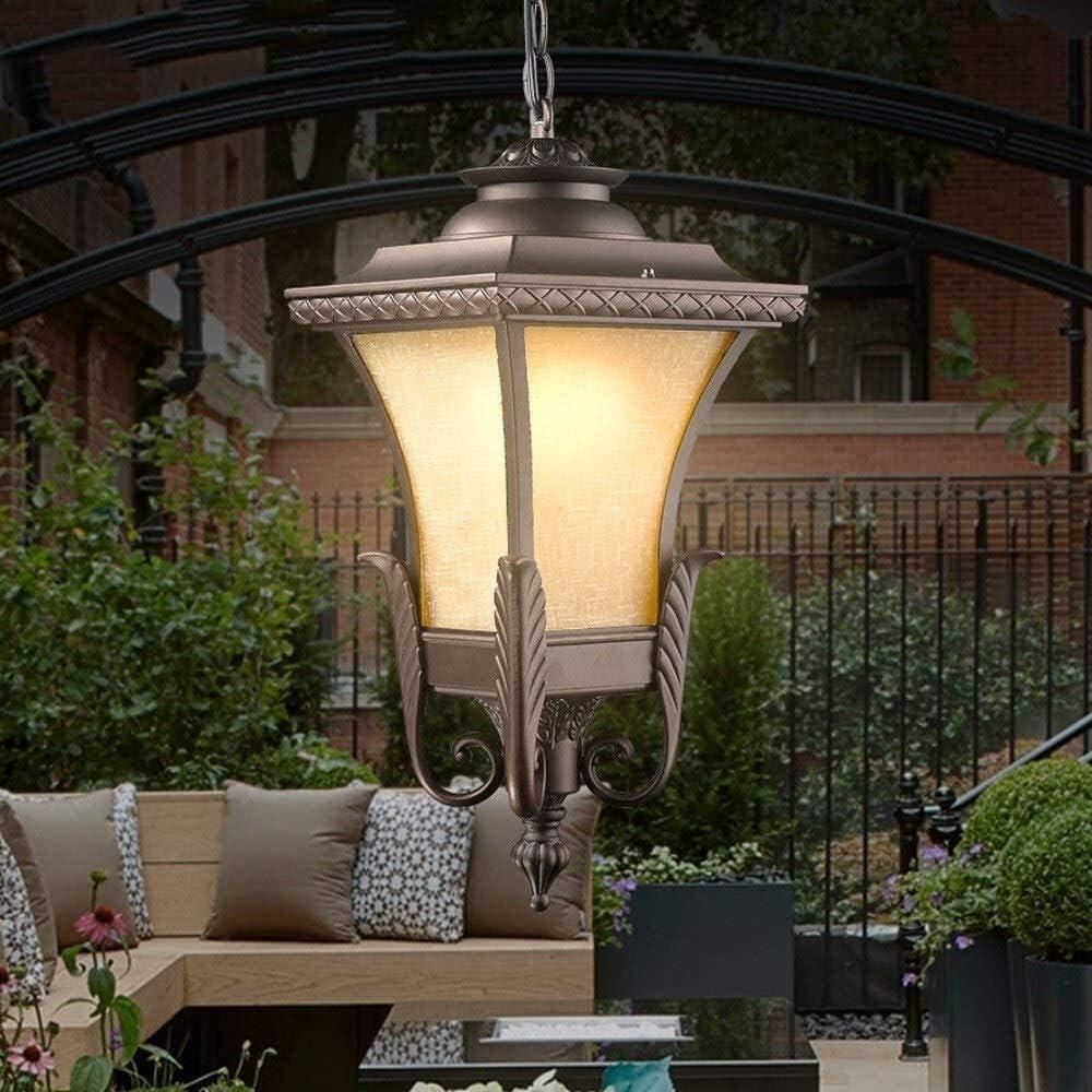 LWJPP IP55 Waterproof Pendant Lamp Outdoor Aluminum Max 65% OFF P Chandelier Max 72% OFF