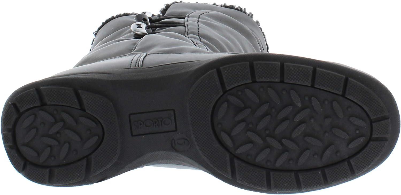 sporto Women's Madison Waterproof Fashion Snow Boots