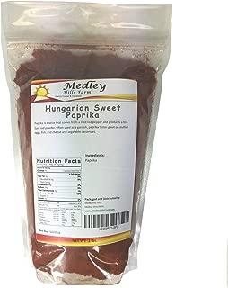 Hungarian Sweet Paprika 1 lb