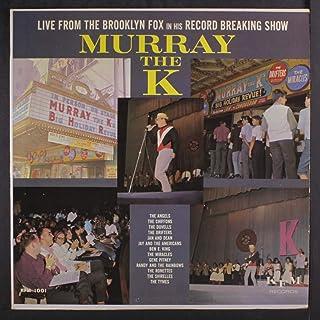 "Murray the K ""Live From the Brooklyn Fox (KFM-1001)"