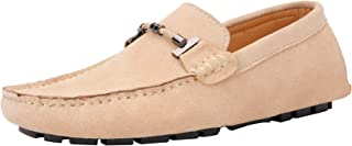 JIONS Mens Moccasin