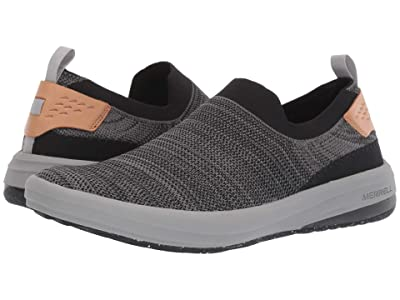 Merrell Gridway Moc (Black) Men