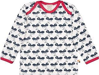 loud + proud Shirt Langarm aus Bio Baumwolle, GOTS Zertifiziert T Unisex-Bimbi