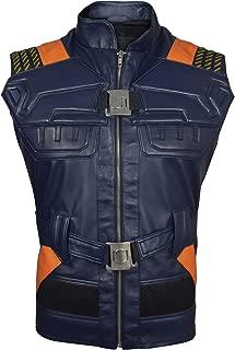 killmonger costume vest