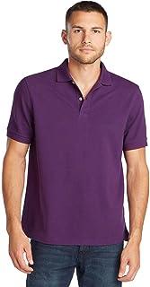 Nautica mens K41050 Classic Short Sleeve Solid Polo Shirt Solid Short Sleeve Polo Shirt -  Multicoloured -  Medium