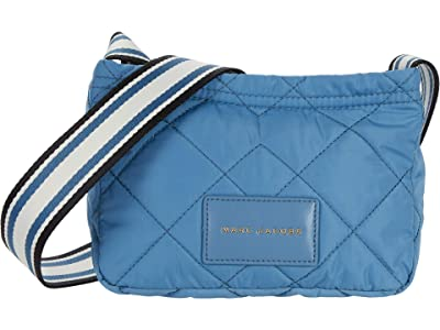 Marc Jacobs E-Quilted Nylon Messenger