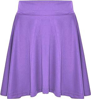 9941c9e759c63a Amazon.fr : Violet - Jupes / Fille : Vêtements
