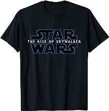Star Wars The Rise of Skywalker Movie Logo T-Shirt