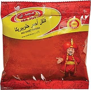 Majdi Red Sweet Paprika, 95 gm