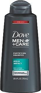 Dove Men+Care Shampoo, Aqua Impact 25.4 Ounce