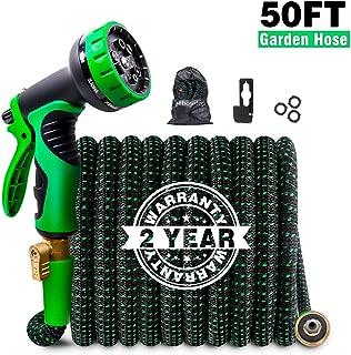50' expandable garden hose