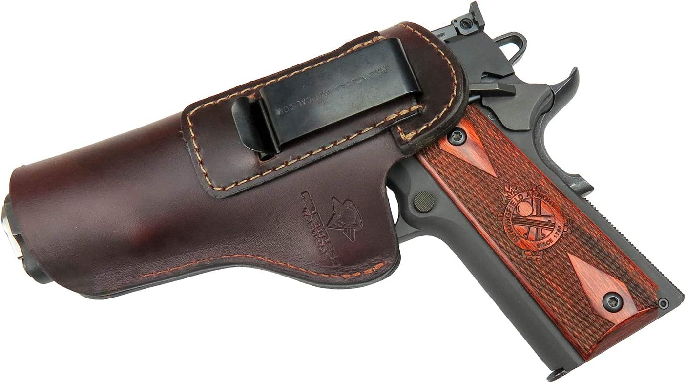 trust Relentless Tactical The Defender Leather Holster Ranking TOP3 Fits IWB - Most