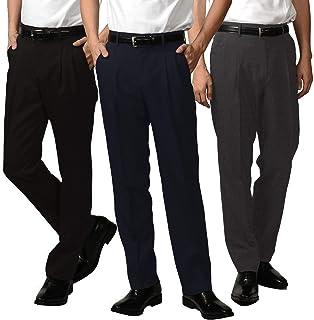 スラックス ツータック ビジネス 裾上げ済 ストレッチ メンズ (シャツズレ防止) 春 夏 清涼 ロングパンツ スーツ クールビズ 大きいサイズ