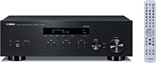 Yamaha Hi-fi Stereo Receiver with MusicCast and Wireless Music Streaming and Alexa Compatibility - RN303DB (Black)