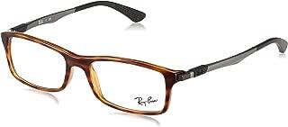 RX7017 Rectangular Eyeglass Frames