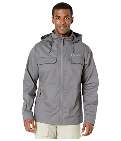 Columbia Tummil Pinestm Hooded Jacket (City Grey) Men