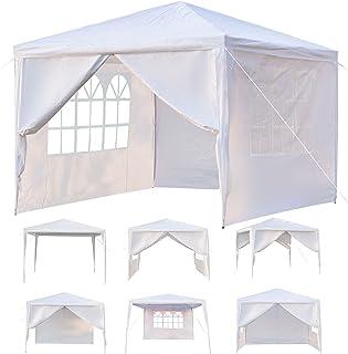 Oudoor Canopy Tent 10x10 Ft Gazebos Commercial Instant...