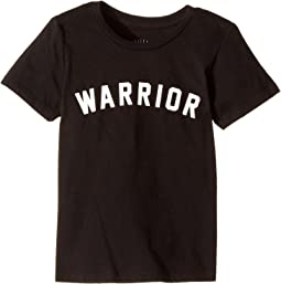 Spiritual Gangster Kids - Warrior Tee (Toddler/Little Kids/Big Kids)