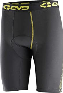 EVS Sports Unisex-Child Tug Bottom Vented Short Black Small
