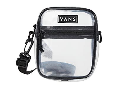 Vans Street Ready Plus Crossbody (Clear) Bags