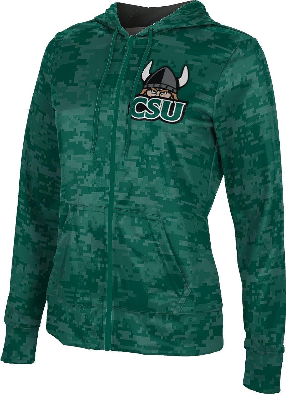 ProSphere Cleveland State University Max 46% OFF Austin Mall Schoo Zipper Girls' Hoodie